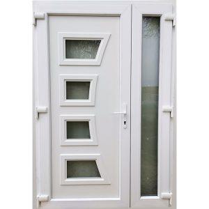 Kétszárnyas bejárati ajtó